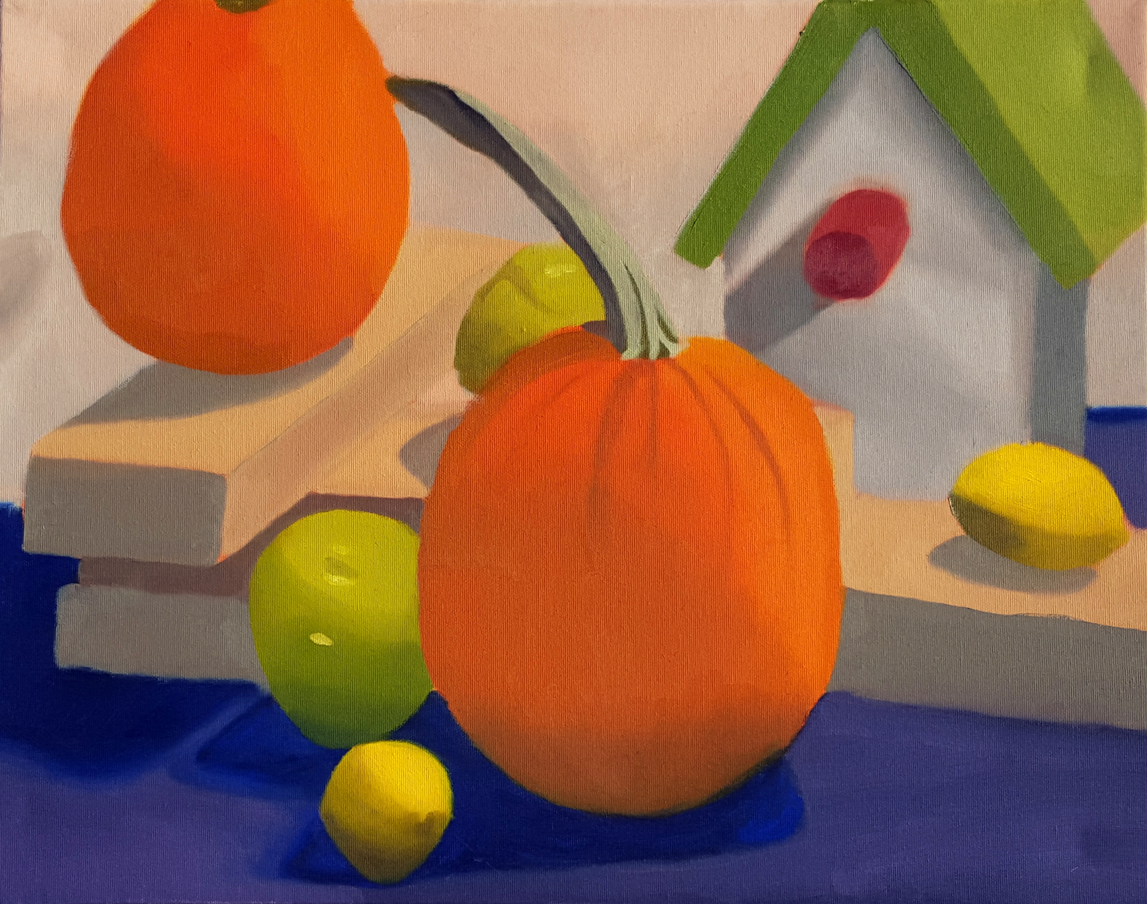 Color Still Life 2