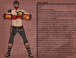 Power Glove Character Description