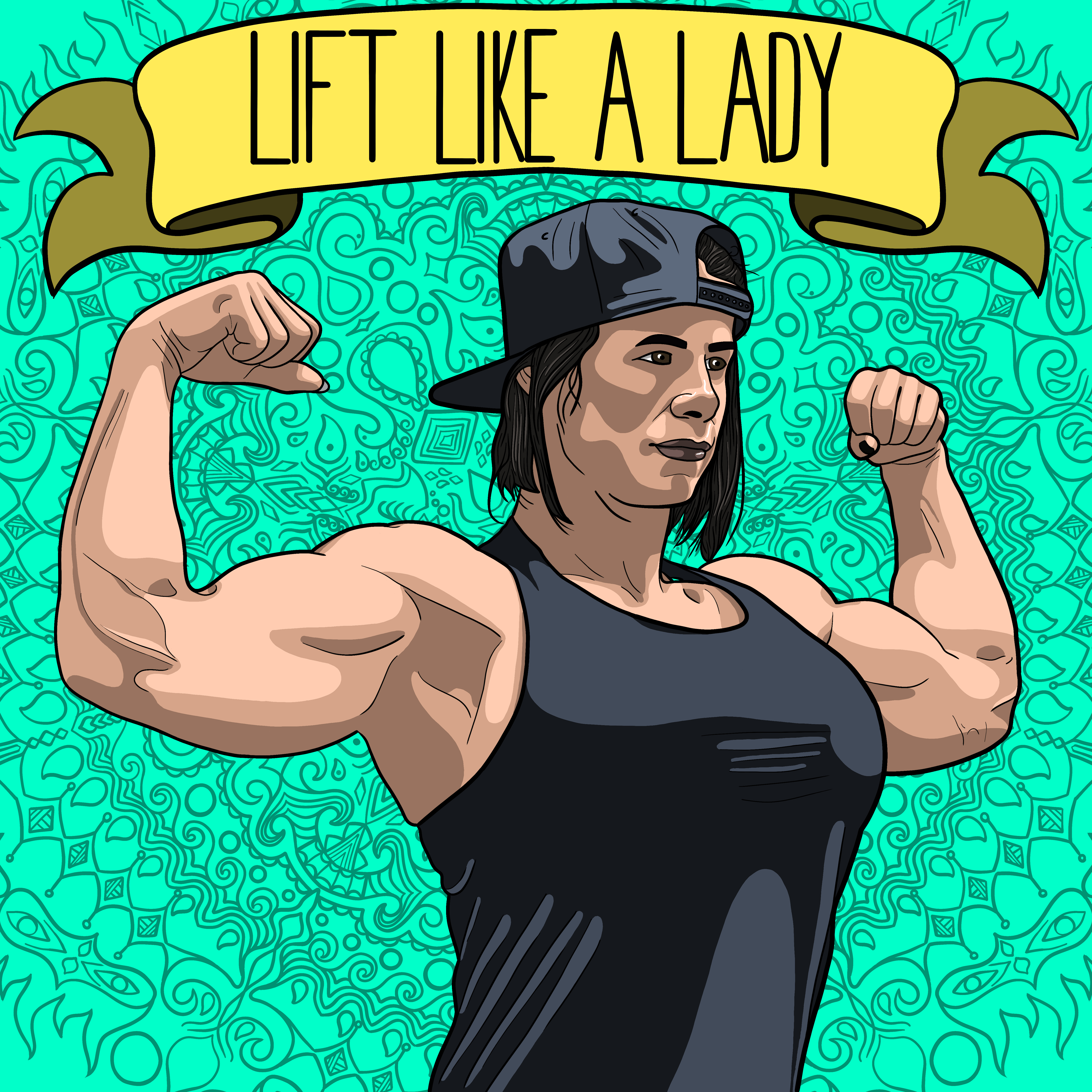 Lift Like a Lady