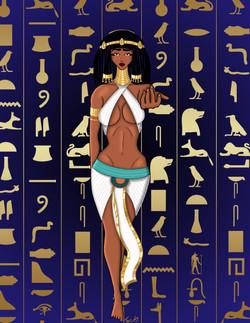 Egyptian Goddess Nephthys