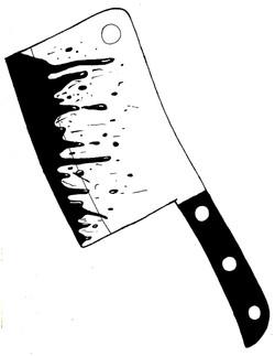 Inktober Day 24 Chop