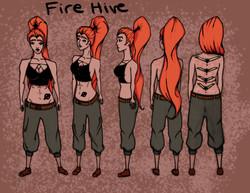 Fire Hive
