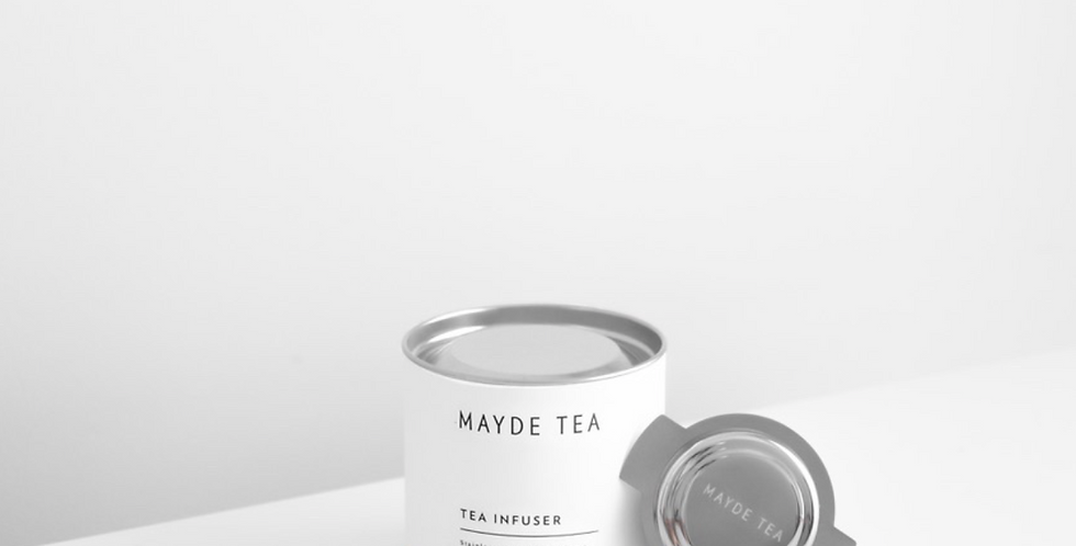Mayde Tea Branded Infuser
