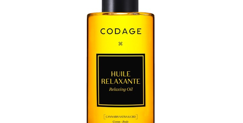 The Relaxing Oil by Codage