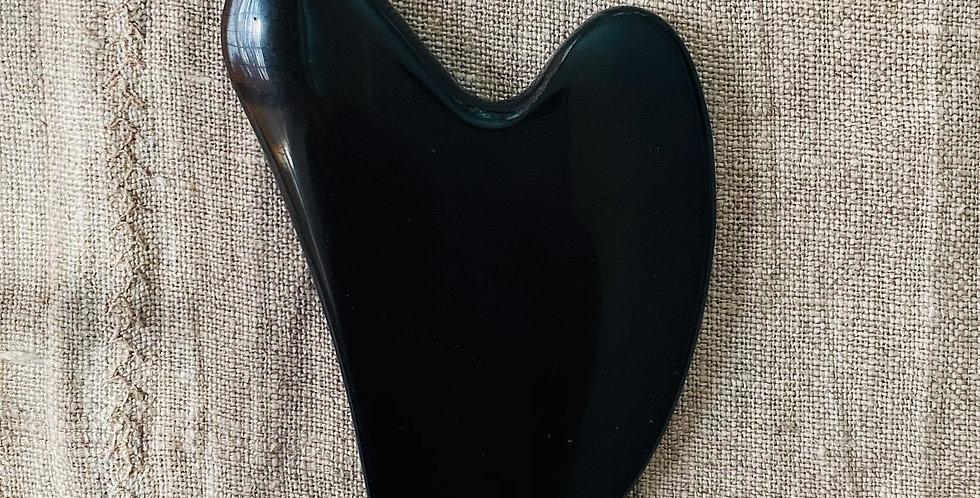 Obsidian Facial Gua Sha