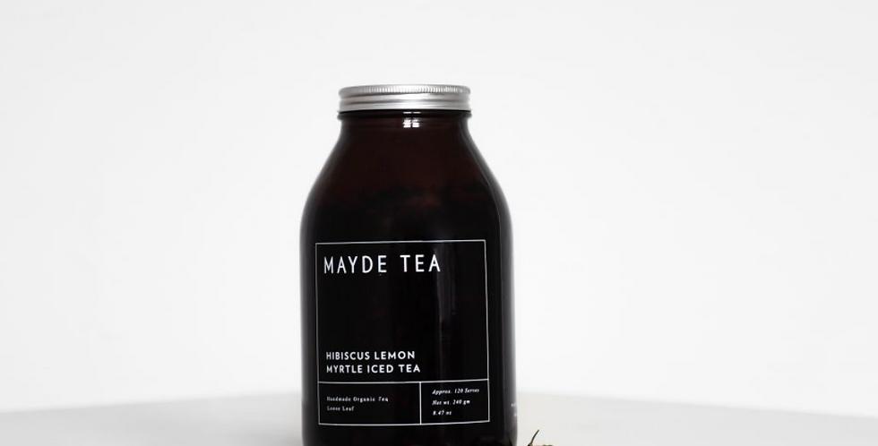 Hibiscus Lemon Myrtle Iced Tea