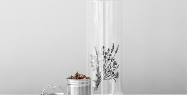 Mayde Tea Travel Infuser
