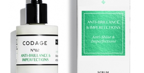 Serum No2 Anti-Shine & Imperfections