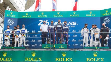 Roberto González y JOTA Sport logran merecido podio en las 24 Horas de Le Mans