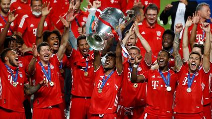 Bayern Munich campeón de Europa por sexta ocasión