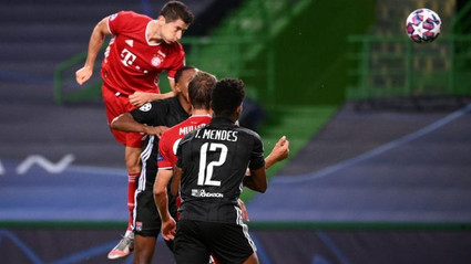 Bayern vence 3-0 al Lyon para llegar a la final de Liga de Campeones