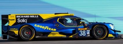 Roberto González y JOTA Sport en la edición 88 de las 24 Horas de Le Mans.