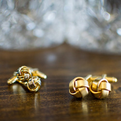Metal Knots Solid and Two Tone