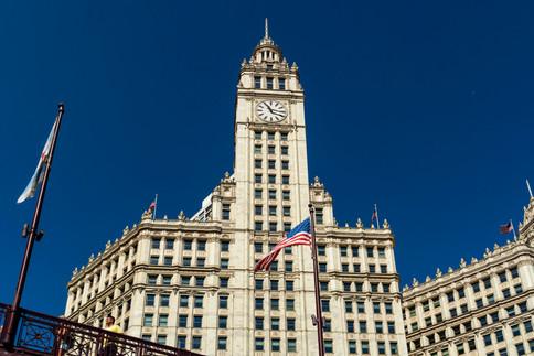 Chicago Wrigley Building