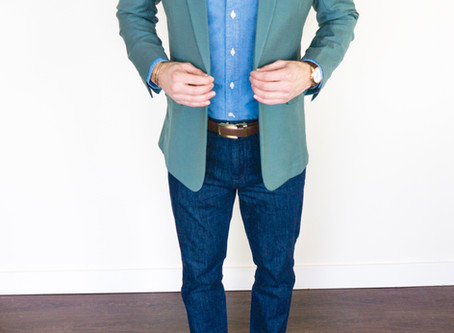 Early Spring Style - 5 Examples
