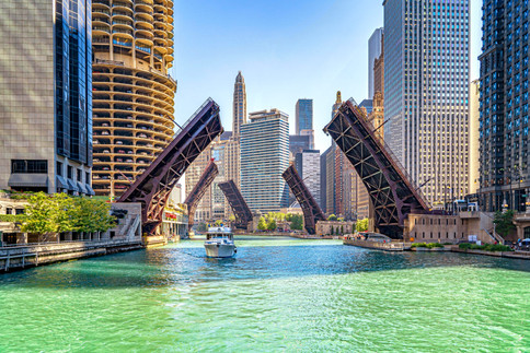 Chicago Bridges Up