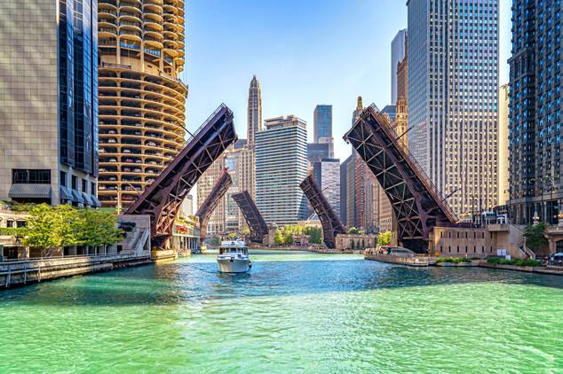 Chicago Bridges Up