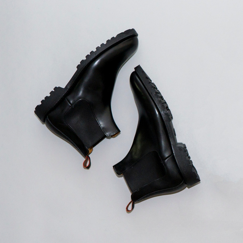 Allen Edmonds Tate Collection boots