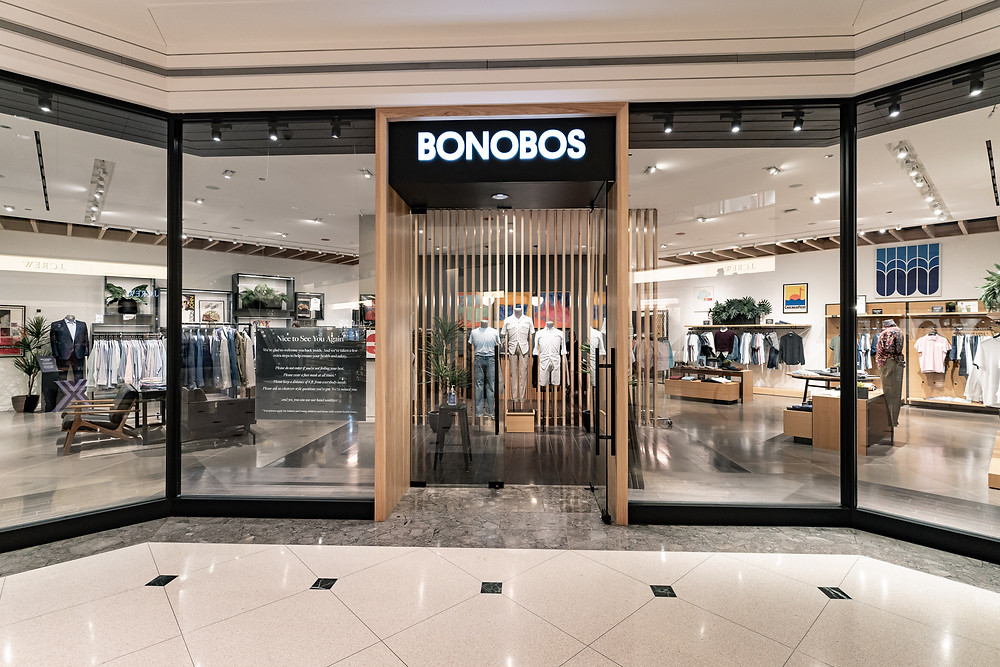 Bonobos in 900 North Michigan Shops