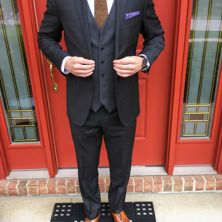 Who is Your Dapper Inspiration?