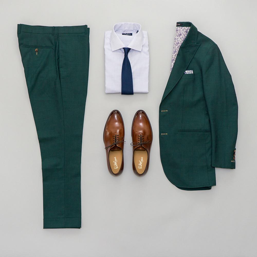 Tailor Store Suit