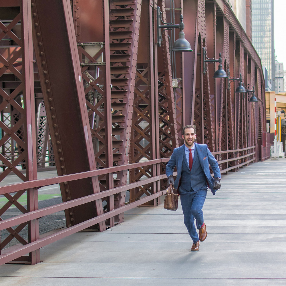 oliver wicks custom suit review