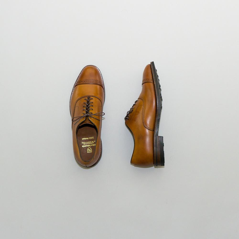 Allen Edmonds Fifth Avenue shoe