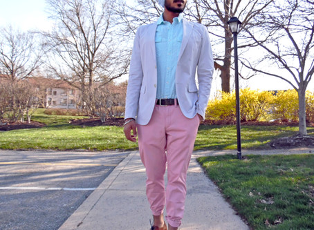 Bright Colors and Business Casual - Written By: @TheModernSikh