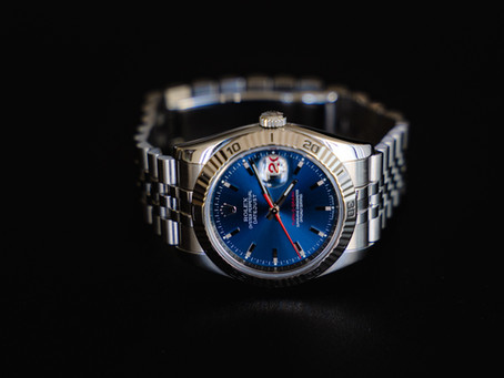 Purchasing a Rolex from DeMesy