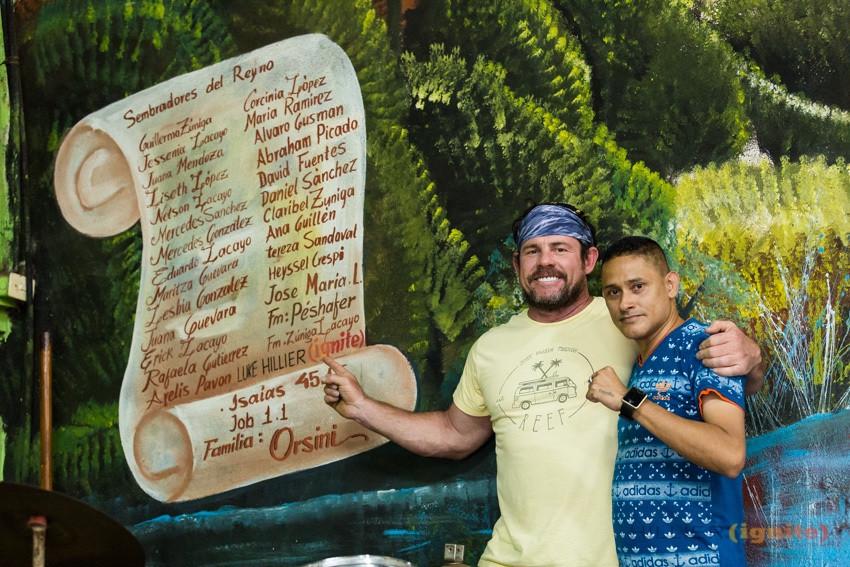 Luke Hillier Hillier Ignite Nicaragua