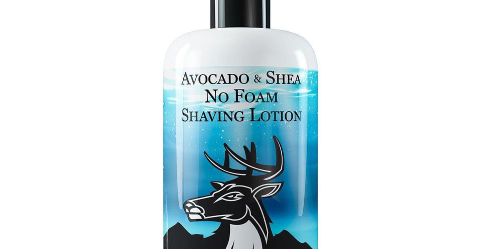 Avocado and Shea No Foam Shaving Lotion