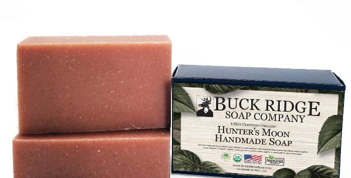 Hunters Moon Handmade Soap for Men