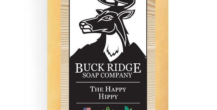 Happy Hippy Handmade Soap