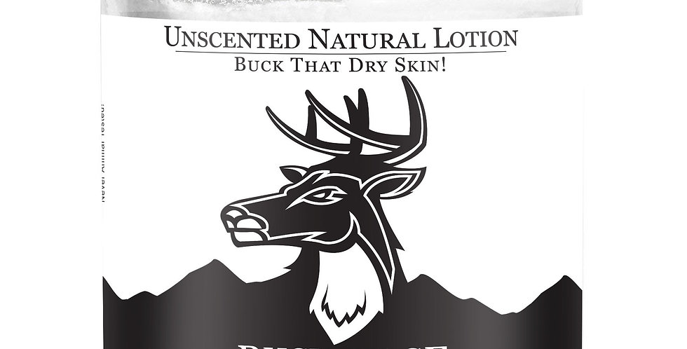 Unscented Natural Body Lotion