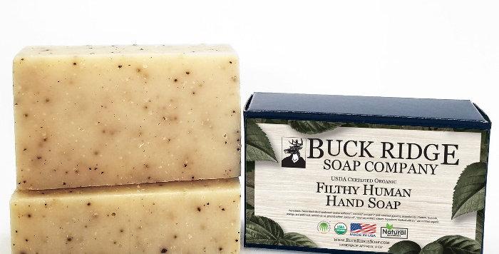 Filthy Human Handmade Soap