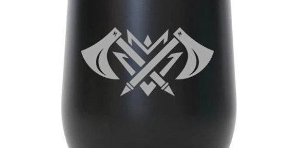 StormBreaker - Custom 12oz Stemless Tumbler