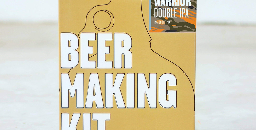 Warrior Double IPA Beer Making Kit