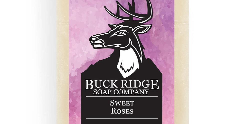 Sweet Roses Handmade Soap