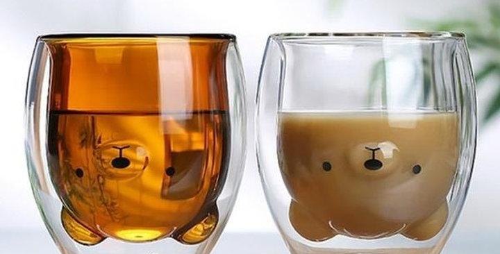 Creative Cartoon Bear Coffee Mug