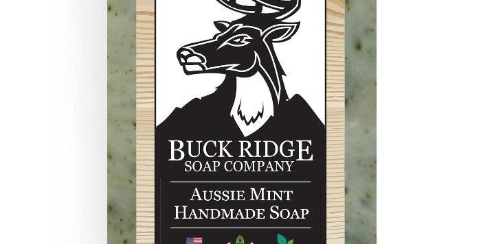 Aussie Mint Handmade Soap