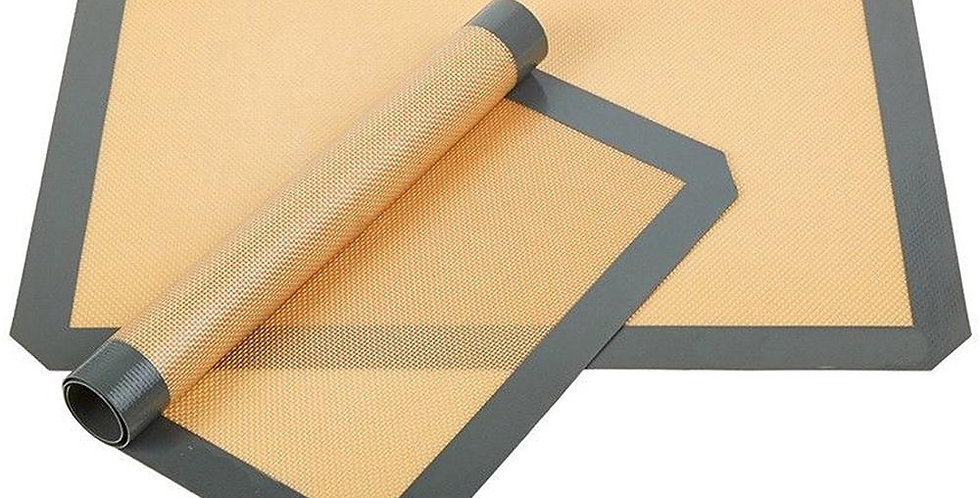 BBQ Grill Barbecue &  Baking Silicone Mat