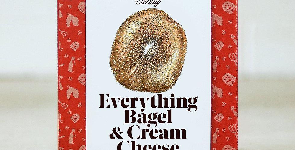 Everything Bagel & Cream Cheese Making Kit