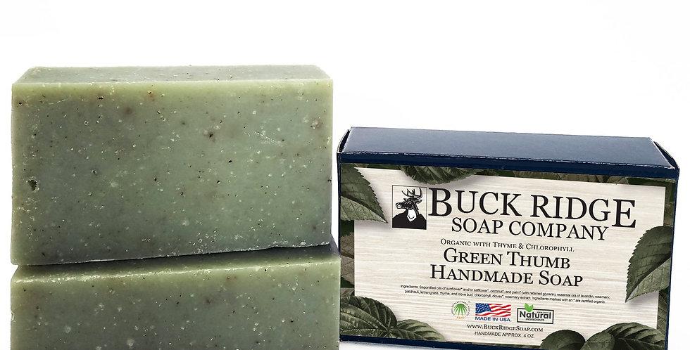 Green Thumb Handmade Soap Bar