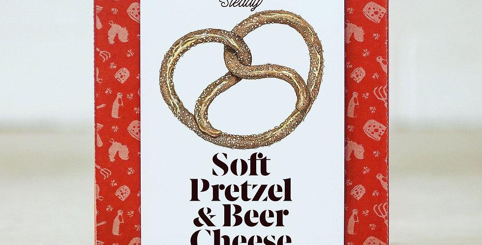 Soft Pretzel & Beer Cheese Making Kit