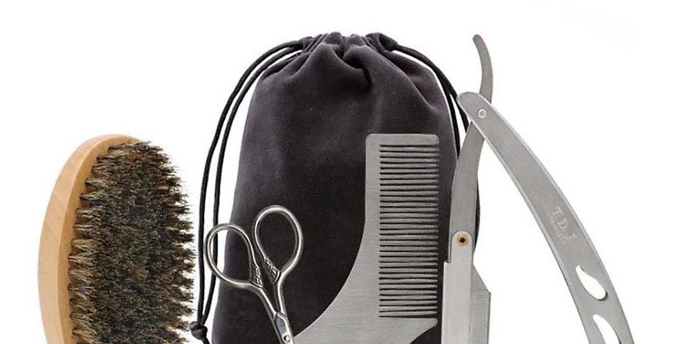 Men's Mad Man Beard Care Grooming Kit