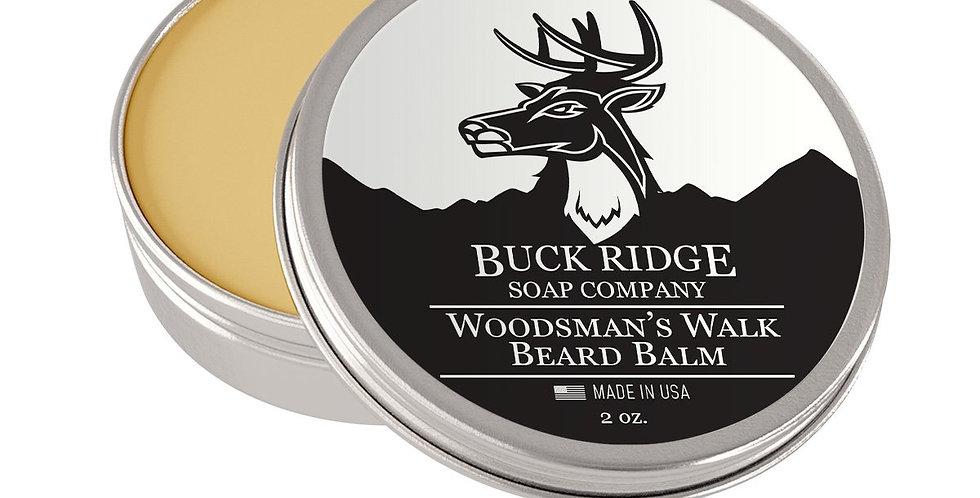 Woodsman's Walk Beard Balm