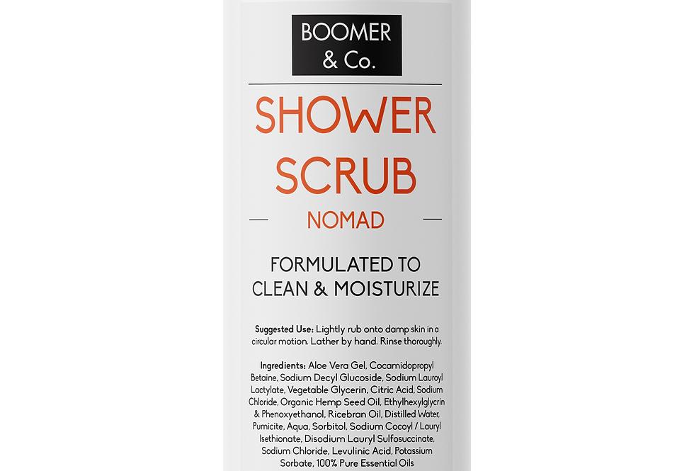 Nomad Shower Scrub