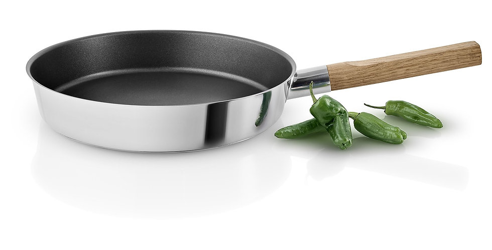Eva Solo - Nordic Kitchen Stainless Steel Frying Pans