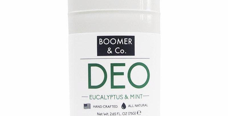 Eucalyptus & Mint Deodorant