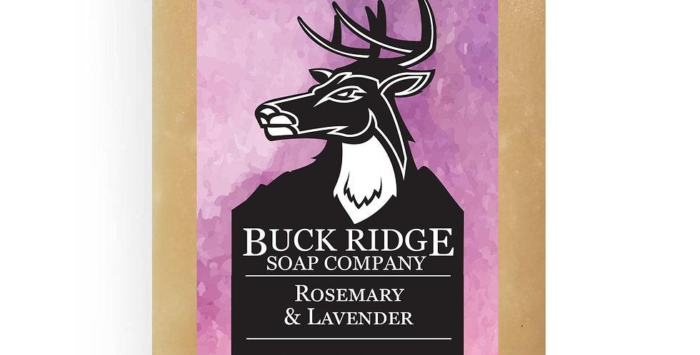 Rosemary and Lavender Handmade Soap